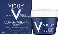 Vichy Aqualia Thermal Night Spa 75ml Sleeping Mask Sensitive Skin, New In Box