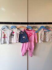 Ted Baker, Mothercare, Disney Baby Girls 3-6 Month Clothing Bundle <K2571