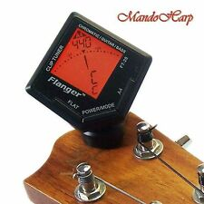 Flanger FT-20 Universal Clip-On Chromatic/Guitar/Bass Tuner NEW