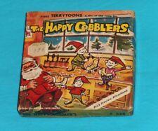 vintage 8mm film movie Terrytoons THE HAPPY COBBLERS Ken Films