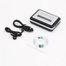 FC Tape to PC USB Cassette & MP3 CD Converter Capture Digital Audio Music Player