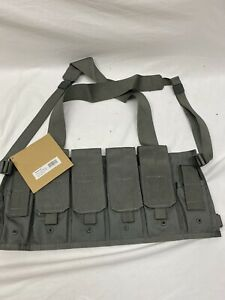 Blackhawk 55CP01UG Single Holds 4 Rifle & 2 Pistol Magazines Urban Grey