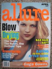 ALLURE 1997 Kate MOSS Jennifer Connelly Aerin LAUDER Christy Turlington