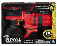 Nerf Rival Blaster ROUNDHOUSE XX-1500 Red Blaster + 15 rounds IN STOCK FAST POST