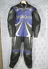 WOLF One Piece Motorcycle Leathers EU52 UK42  Made in England.