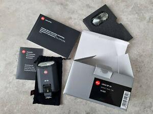 Leica Blitz / Blitzgerät SF 26. 14622. Flash unit SF26.