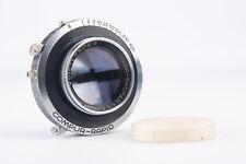 Voigtlander Color Skopar 105mm f/3.5 Lens in Compur Rapid Shutter with Ring V11