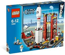 🚀LEGO City Space Center (3368) 🚀 NASA or SpaceX rocket launch similar MISB