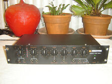 Multivox MXD-5, Analog Echo Delay and Spring Reverb, Vintage Rack