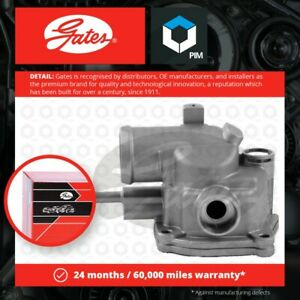 Coolant Thermostat fits MERCEDES S320 W220 3.2D 99 to 02 OM613.960 Gates Quality