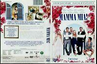 MAMMA MIA! (2008)  Meryl Streep - DVD EX NOLEGGIO -  UNIVERSAL