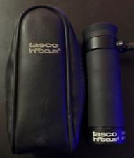 TASCO InFocus #514FMY 5x20mm 200YDS RangeFinder Monocular Scope w/Case
