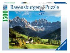 Ravensburger 162697 Dolomiti Puzzle 1500 pz