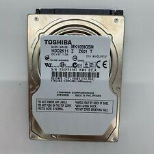 "Toshiba 1TB MK1059GSM 5400RPM 8MB SATA 2.5"" Laptop HDD Hard Disk Drive Tested"