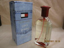 TOMMY GIRL JEANS by TOMMY HILFIGER 3.4 FL oz / 100 ML Cologne Spray New In Box