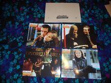SLIDING DOORS - 8 ORIGINAL FRENCH LOBBY CARDS - GWYNETH PALTROW - 1998