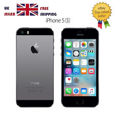 Factory Unlocked Apple iPhone 5S 32GB Smartphone Gray Brand New Sim Free