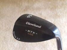 Cleveland RTX 588 Rotex 2.0 56° Sand Wedge 14° Bounce W/ Wedge Flex Steel Shaft
