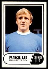 A&BC Football Green Back 1969 (B1) Francis Lee - Manchester City No. 58