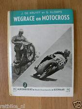 075 WEGRACE & MOTOCROSS 60'S,AJS 7R,BIANCHI 350,HUBERTS KREIDLER,SMITH BSA GOLD