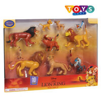 Disney The Lion King 10 Piece Classic Deluxe Figure Set Free Delivery