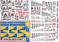 Spoon Racing & Honda Decals | Waterslide Transfers in 1/64 1/32 and 1/24 scale