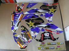 New YZF 250 400 426 98 99 00 01 02 Rockstar Graphics Sticker Kit 71093
