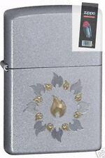 Zippo 21192 ring of fire Lighter + FLINT PACK