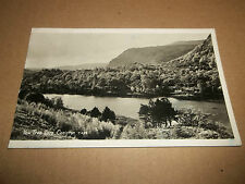 YEW TREE TARN CONISTON ~ B&W PHOTO POSTCARD POSTED 1955 EXCELLENT