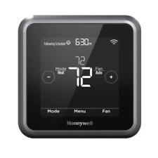 Honeywell Lyric T5 Smart Wi-Fi Thermostat - Black (RCHT8610WF)