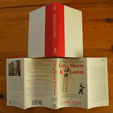 Eats, Shoots & Leaves  : The Zero Tolerance Approach to Punctuation by Lynne...