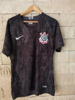 Corinthians Paulista Nike football shirt Gr M black