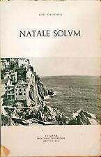 NATALE SOLVM / IL MIO PAESE - Lino Crovara - CANALE 1963