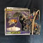 Trans formers G1 Victory D-336 Deszaras Deathsaurus Takara From Japan Very Good