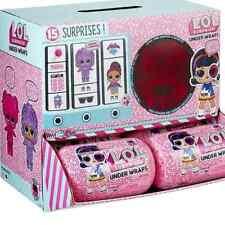 LOL Surprise Series 4 Under Wraps Capsule (12) Dolls FULL BOX IN HAND  Eye Spy