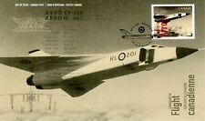 Canada FDC#3175 - Avro CF-105 Arrow (2019) P (90¢)