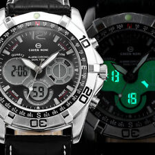 Unbranded Analog & Digital Casual Watches with 24-Hour Dial