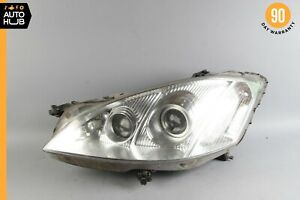 07-09 Mercedes W221 S550 S63 AMG Left Driver Side Headlight Lamp Bi Xenon OEM