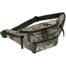 New Tree Camo Water Repellent Fanny Pack Camouflage Hunting Gear Waist Belt Bag