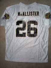 New Orleans Saints DEUCE McALLISTER nfl Jersey YOUTH KIDS BOYS (m-medium)