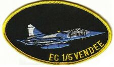ARMÉE DE L'AIR DASSAULT-BREGUET MIRAGE 2000 EC 1/5 VENDÉE PATCH