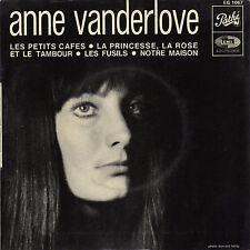 ANNE VANDERLOVE LES PETITS CAFES FRENCH ORIG EP