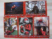 SPIDER-MAN 2 - 10 Aushangfotos - Sam Raimi - Tobey Maguire