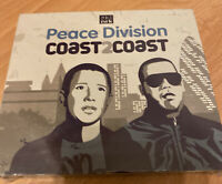 Peace Division - Peace Division Coast2coast - Brand New And Sealed CD