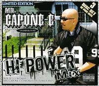 Mr. Capone-E - Hi Power Mix [New CD] Explicit, Boxed Set