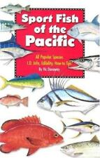 New Book - SPORT FISH of the PACIFIC  - All Pupular Species - by Vic Dunaway