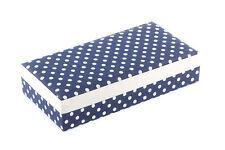 Blue Spot Earring Box