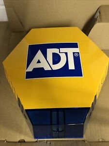 Elmdene ADT Dummy Alarm Box 7422-SFG Solar Flasher Unit