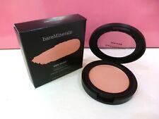 bareMinerals Gen Nude Powder Blush 0.21 oz/6 g Full Size Boxed - Pretty in Pink