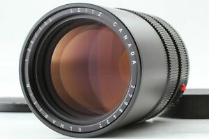 """Near Mint "" Leica Leitz Elmarit-R 135mm f/2.8 3 Cam Lens From JAPAN #1606"